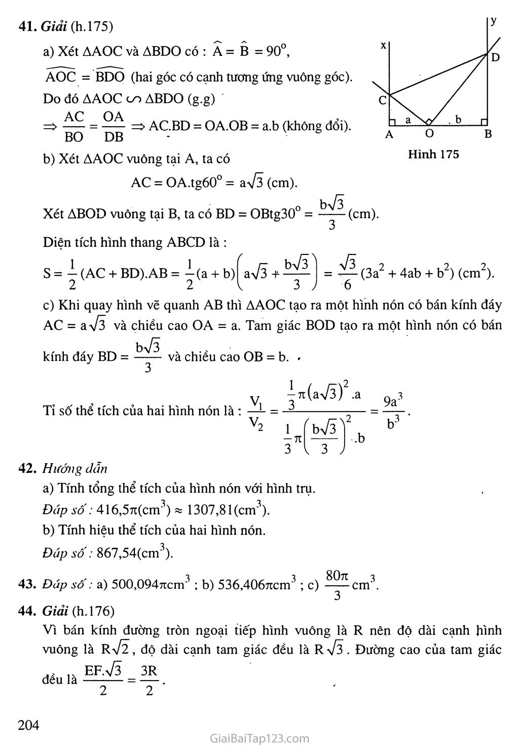 Ôn tâp chươmg IV trang 3