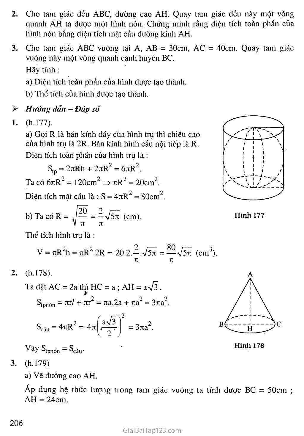 Ôn tâp chươmg IV trang 5