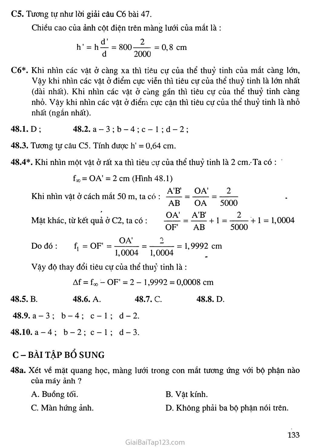 Bài 48: Mắt trang 3