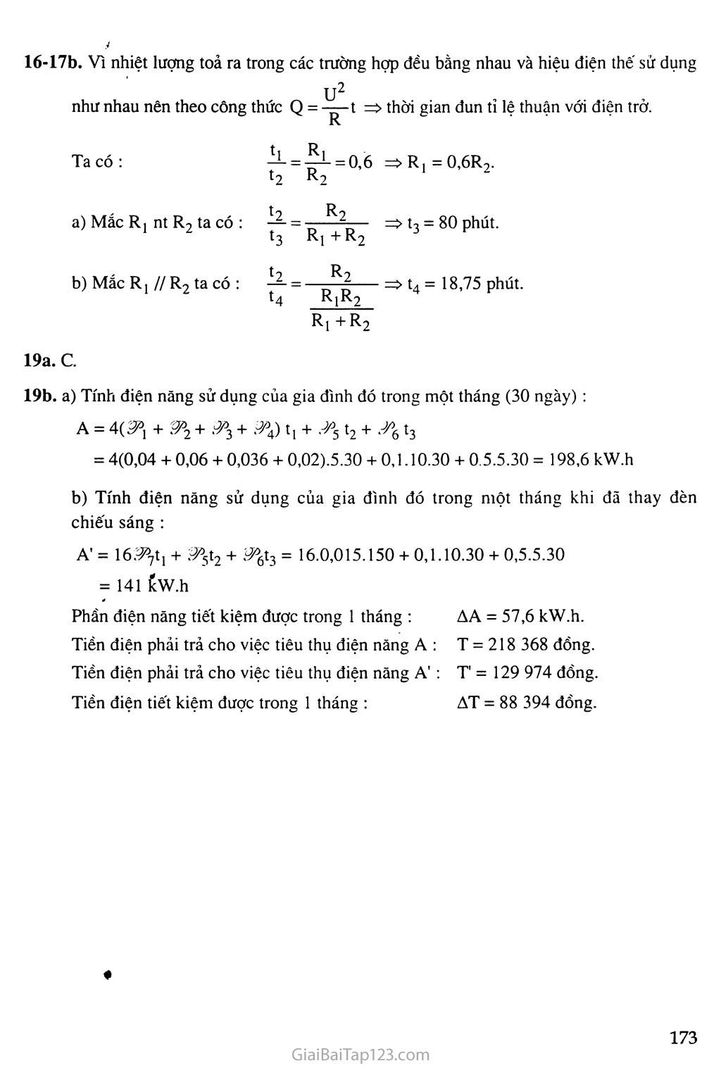 Hướng dẫn giải các bài tập bổ sung trang 9