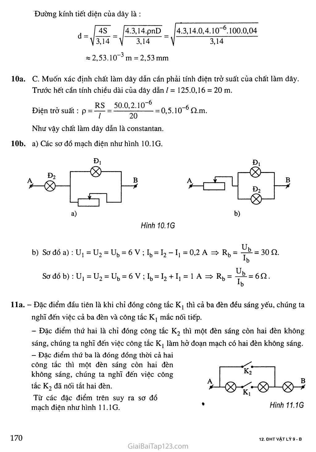 Hướng dẫn giải các bài tập bổ sung trang 6