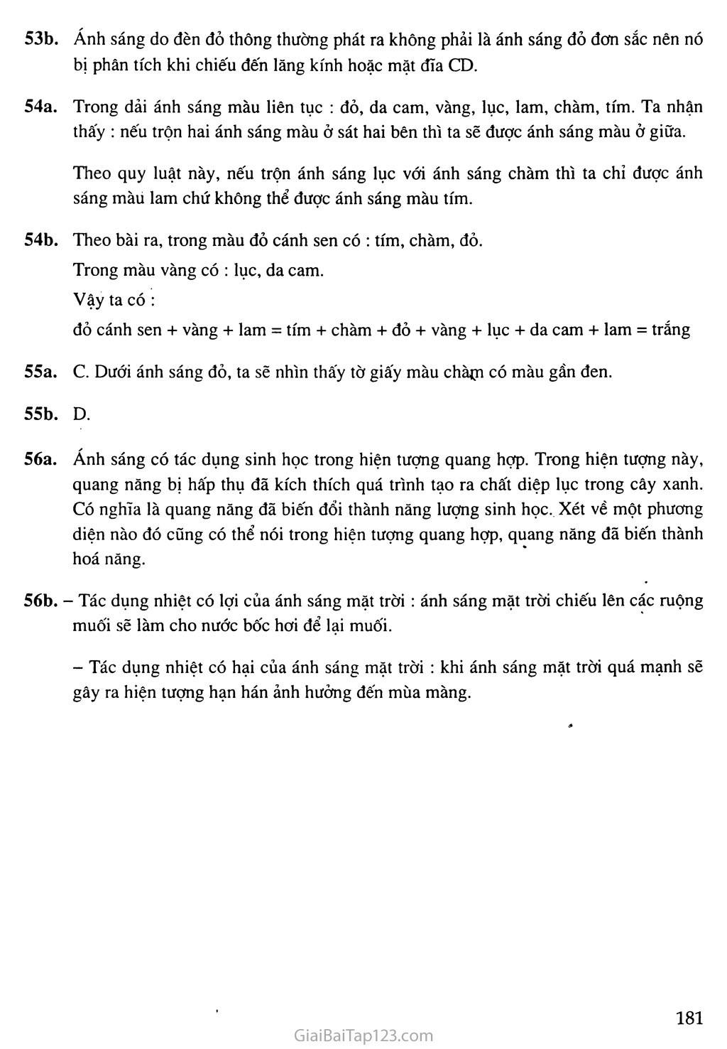 Hướng dẫn giải các bài tập bổ sung trang 17