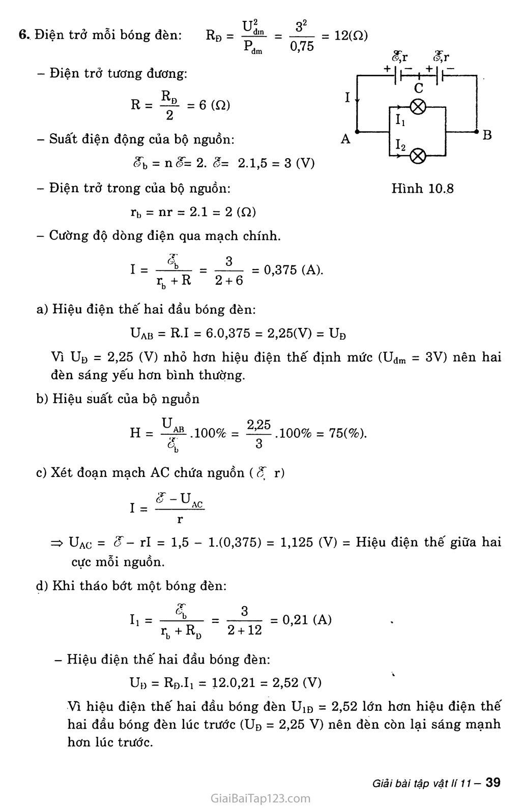 Bài 10: Ghép các nguồn điện thành bộ trang 5