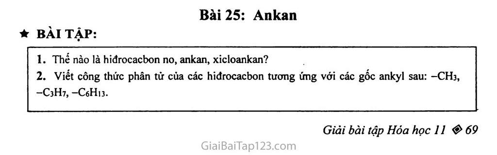 Bài 25: Ankan trang 3