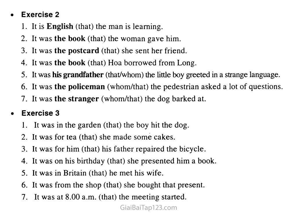 Unit 13: HOBBIES trang 10