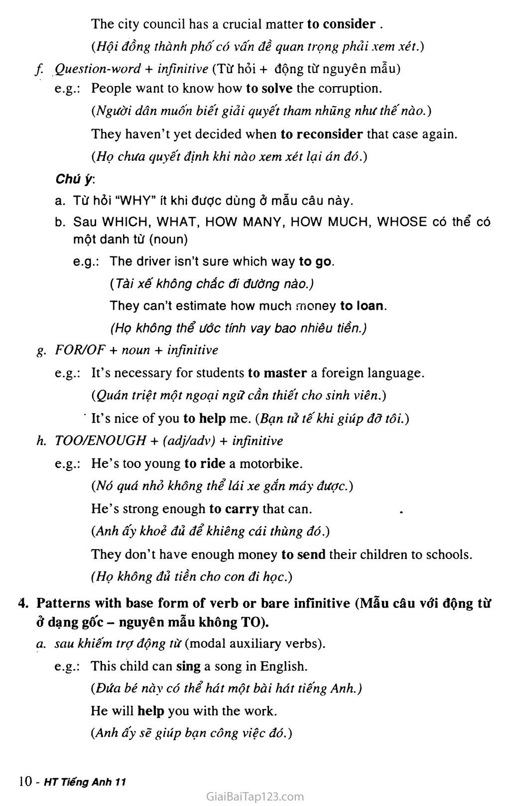 Unit 1: FRIENDSHIP trang 6