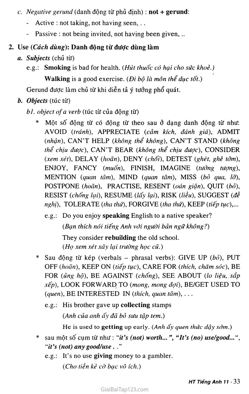 Unit 3: A PARTY trang 4