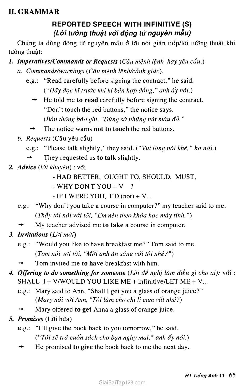 Unit 5: ILLITERACY trang 4
