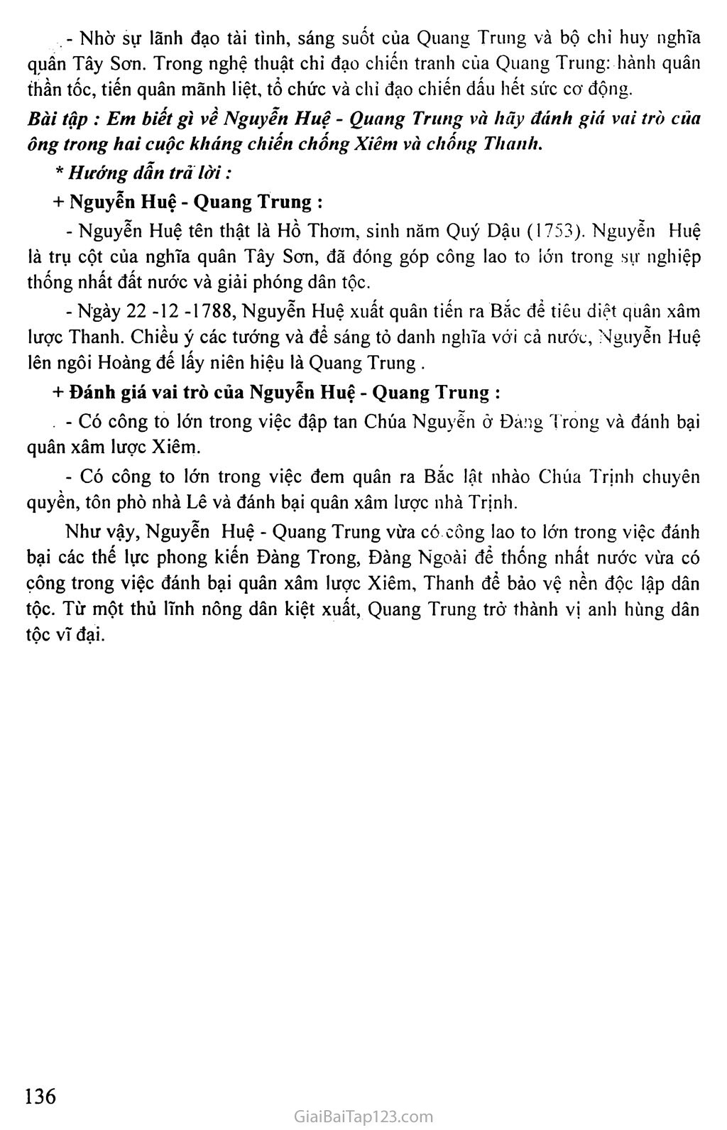 Bài 37: Khởi nghĩa nông dân Đàng Trong và phong trào Tây Sơn trang 6
