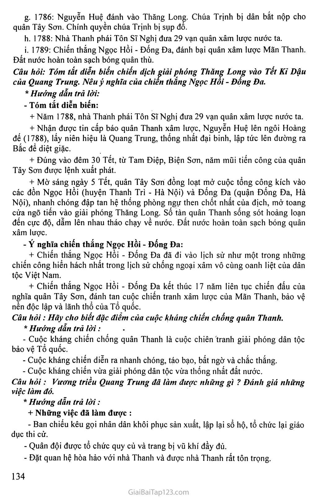 Bài 37: Khởi nghĩa nông dân Đàng Trong và phong trào Tây Sơn trang 4