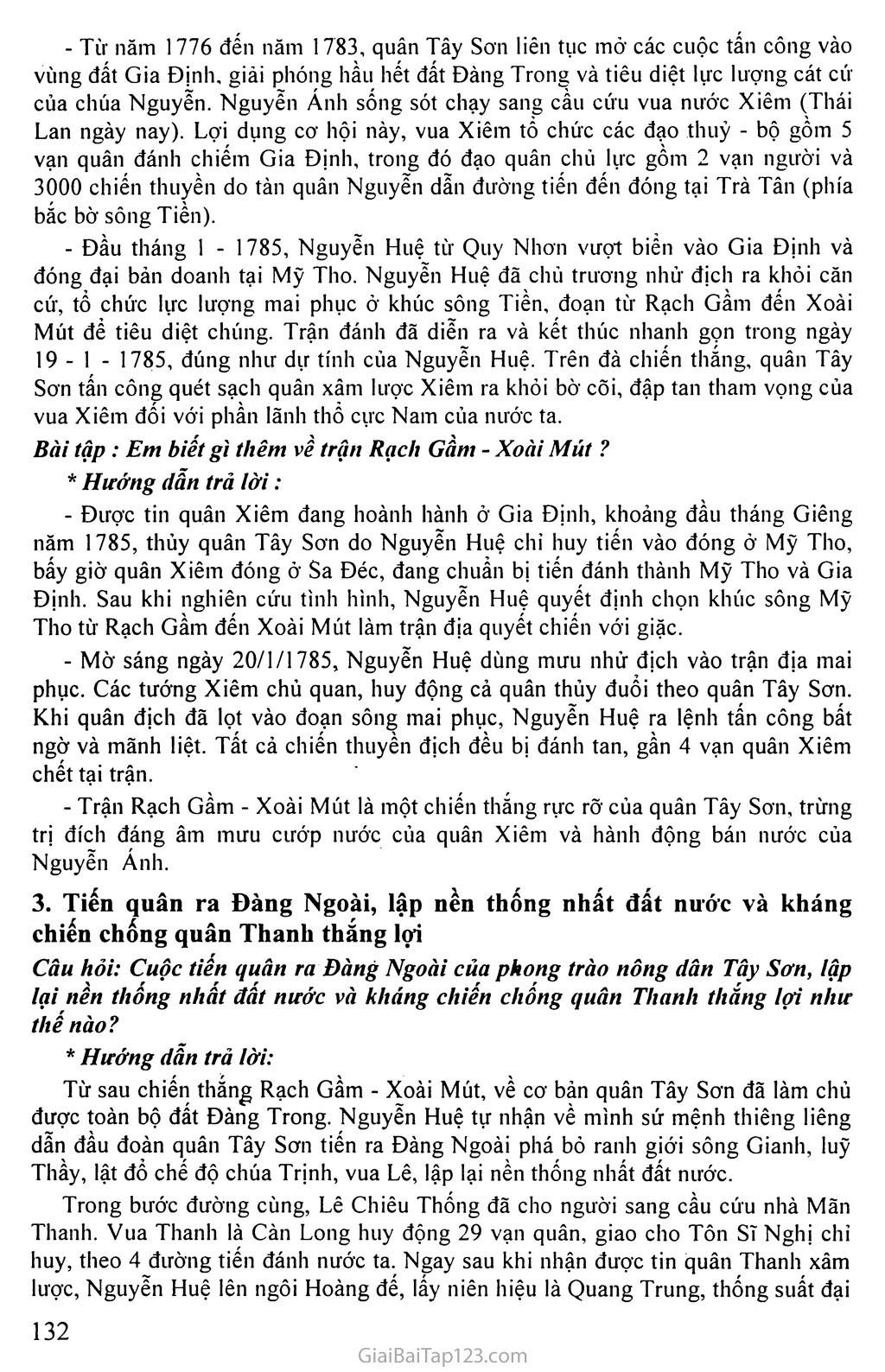 Bài 37: Khởi nghĩa nông dân Đàng Trong và phong trào Tây Sơn trang 2