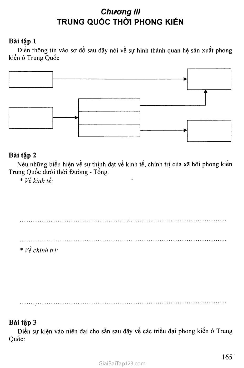 MỘT SỐ BÀI TẬP LỊCH SỬ HỌC SINH TỰ LÀM Ở NHÀ trang 7