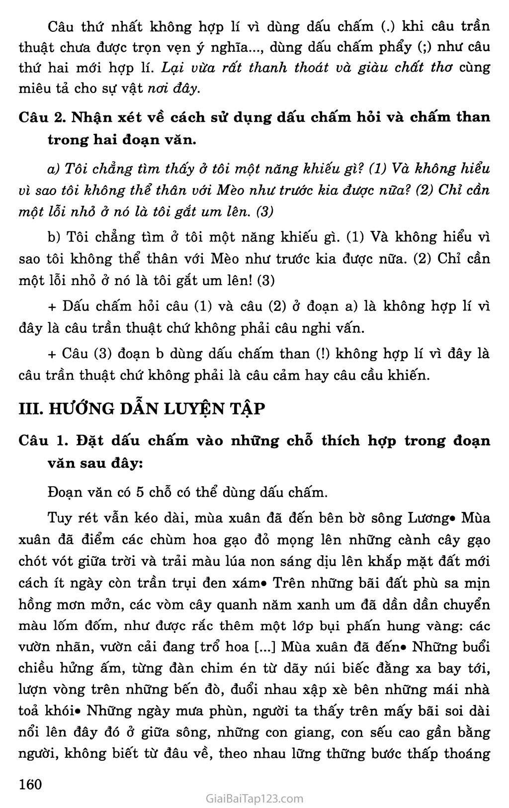 Ôn tập về dấu câu trang 3