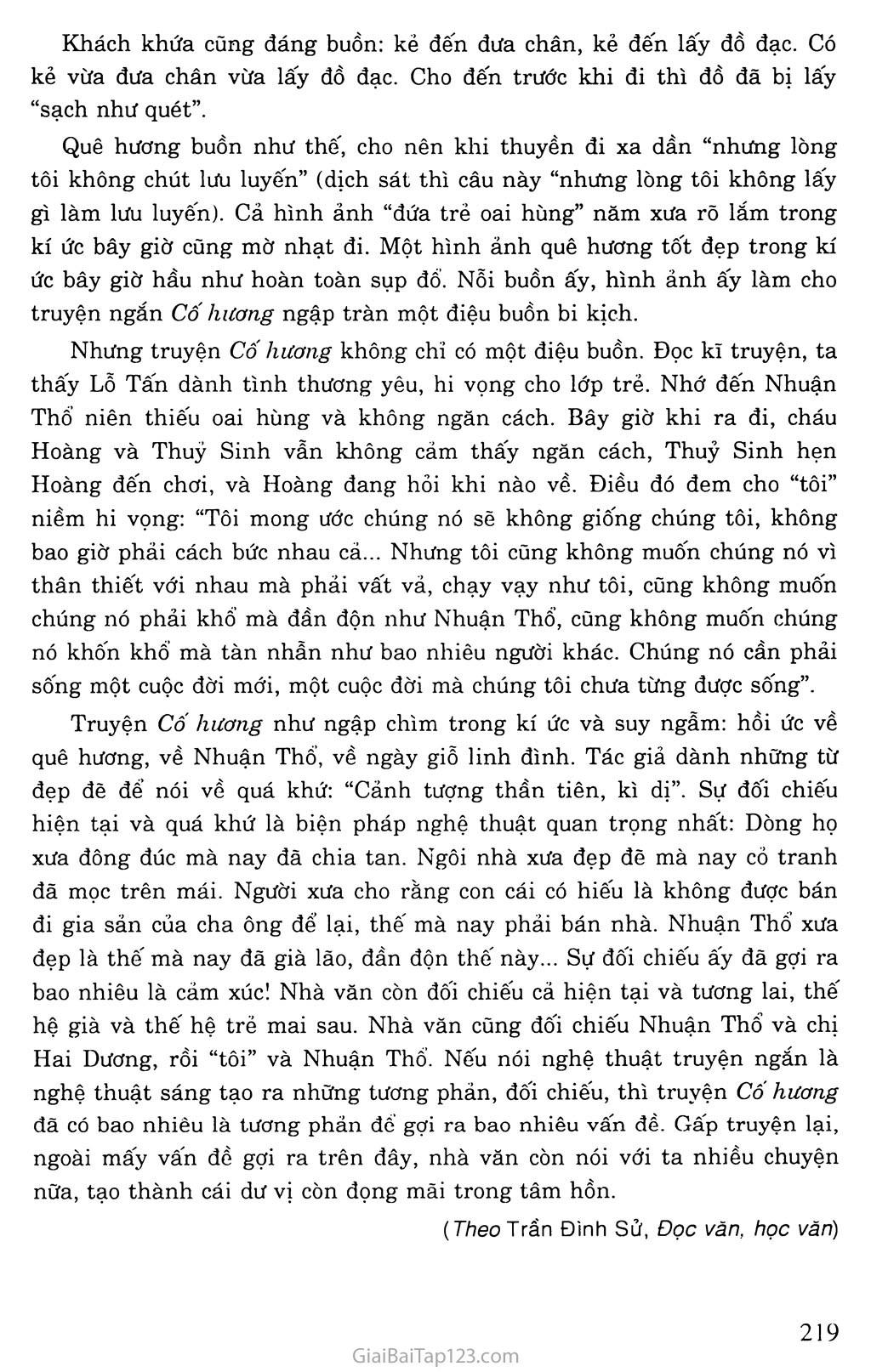Cố hương trang 6