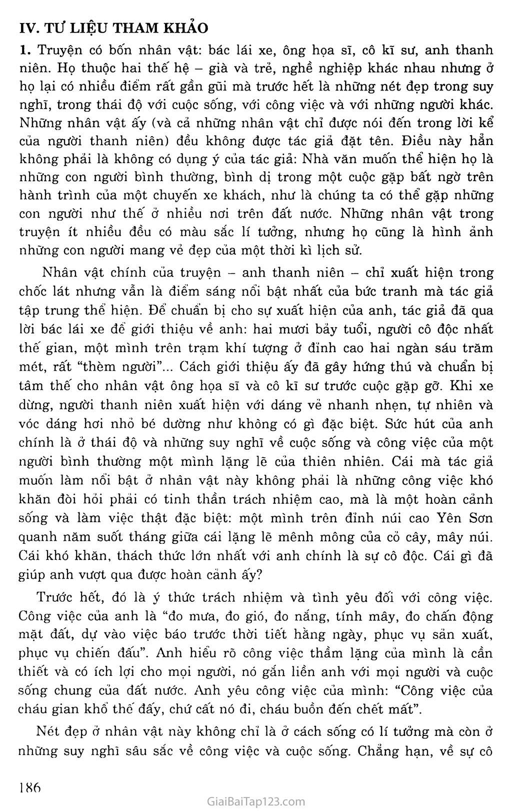 Lặng lẽ Sa Pa (trích) trang 5