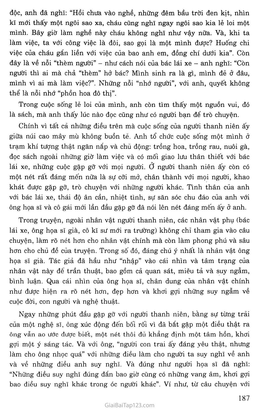 Lặng lẽ Sa Pa (trích) trang 6