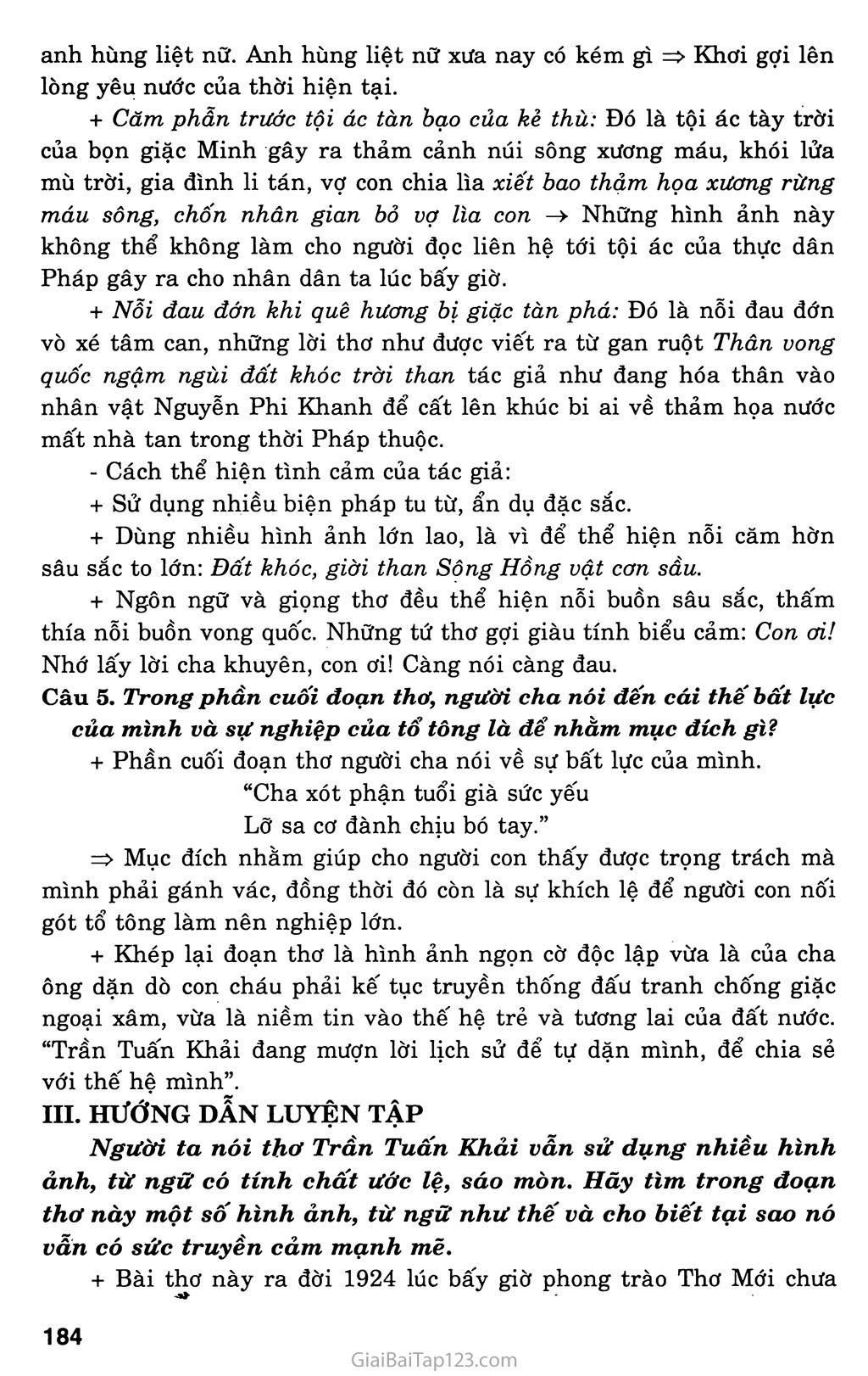 Hai chữ nước nhà (trích) trang 3
