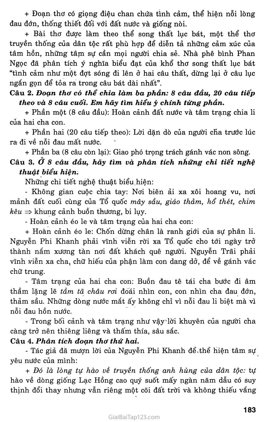 Hai chữ nước nhà (trích) trang 2