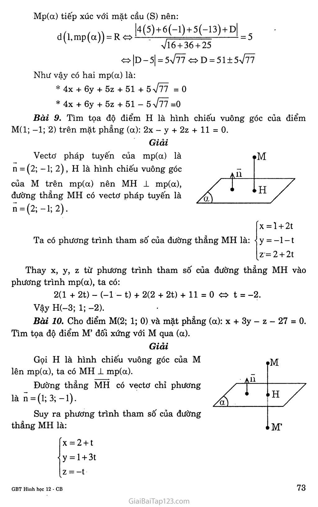 ÔN TẬP CHƯƠNG III trang 6