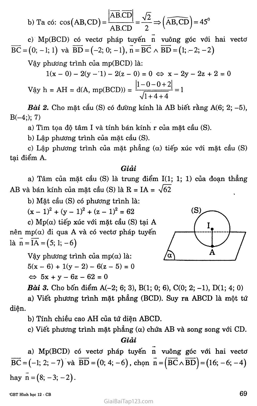 ÔN TẬP CHƯƠNG III trang 2