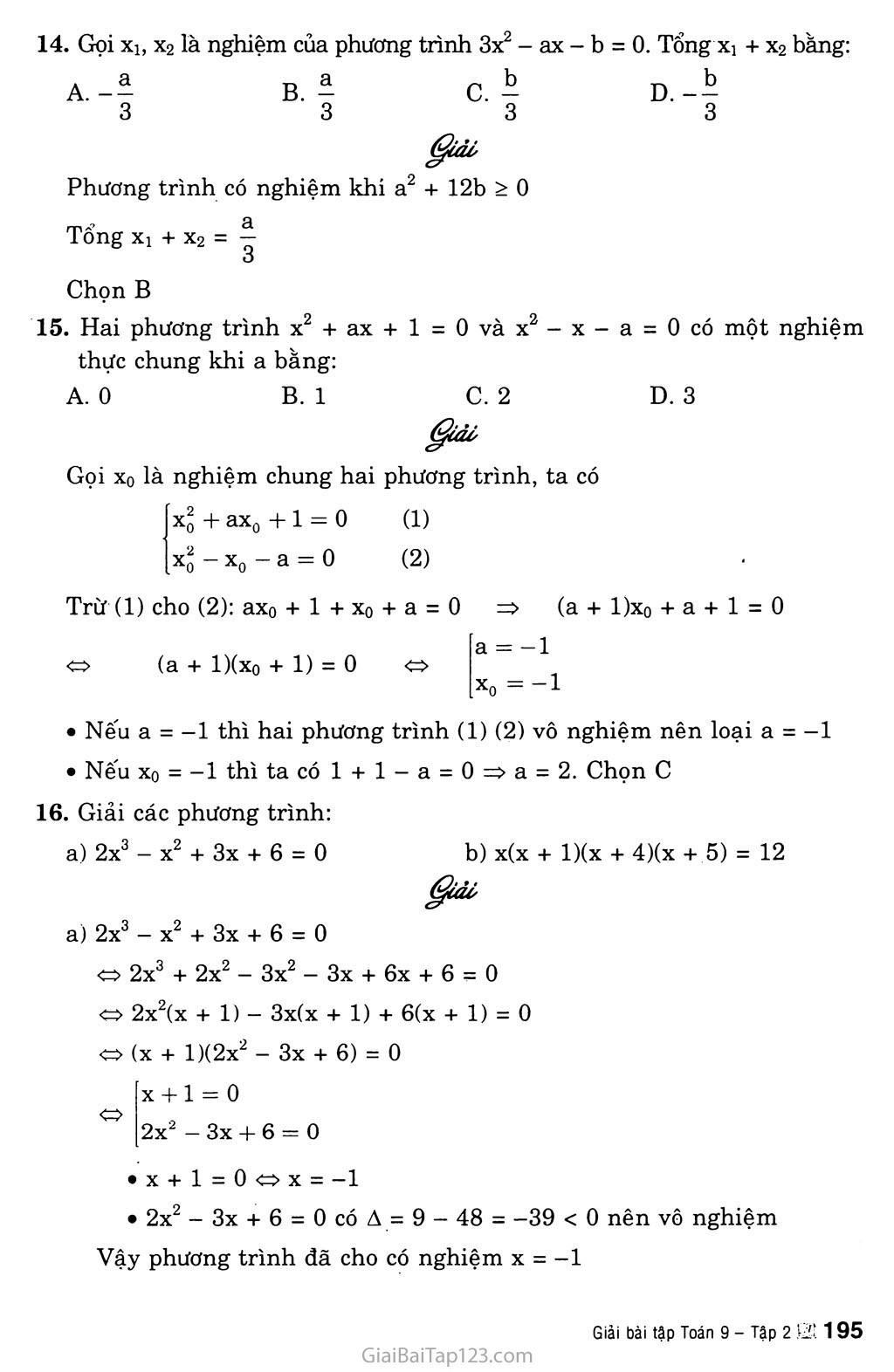 Bài tập ôn cuối năm trang 9