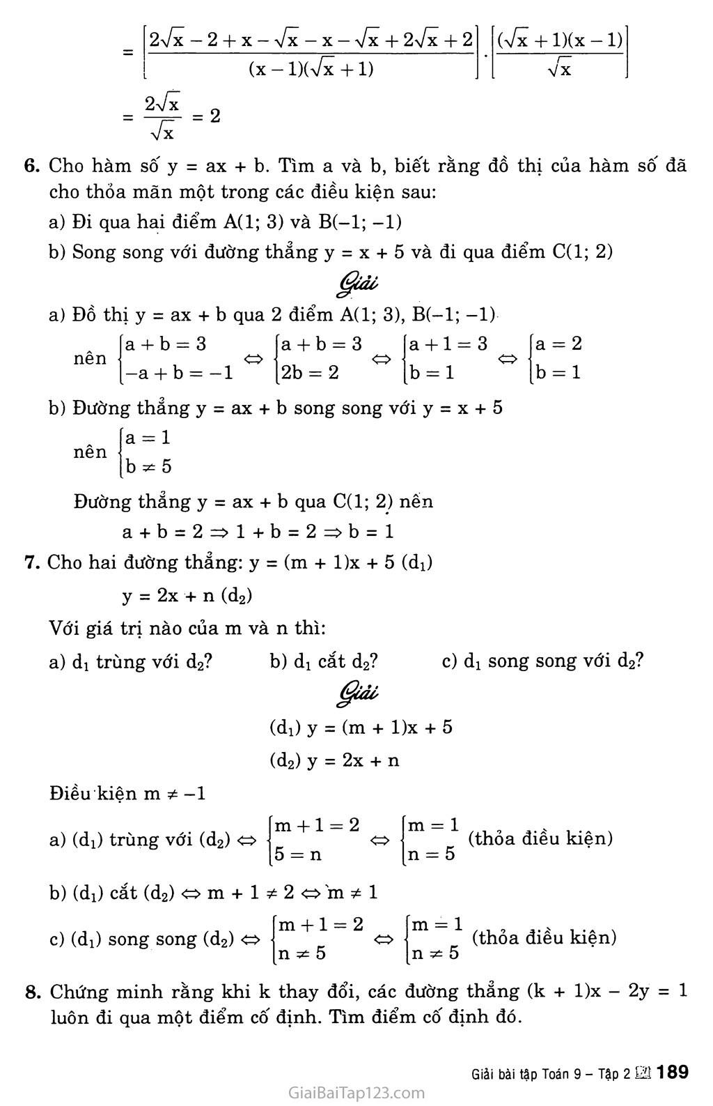 Bài tập ôn cuối năm trang 3