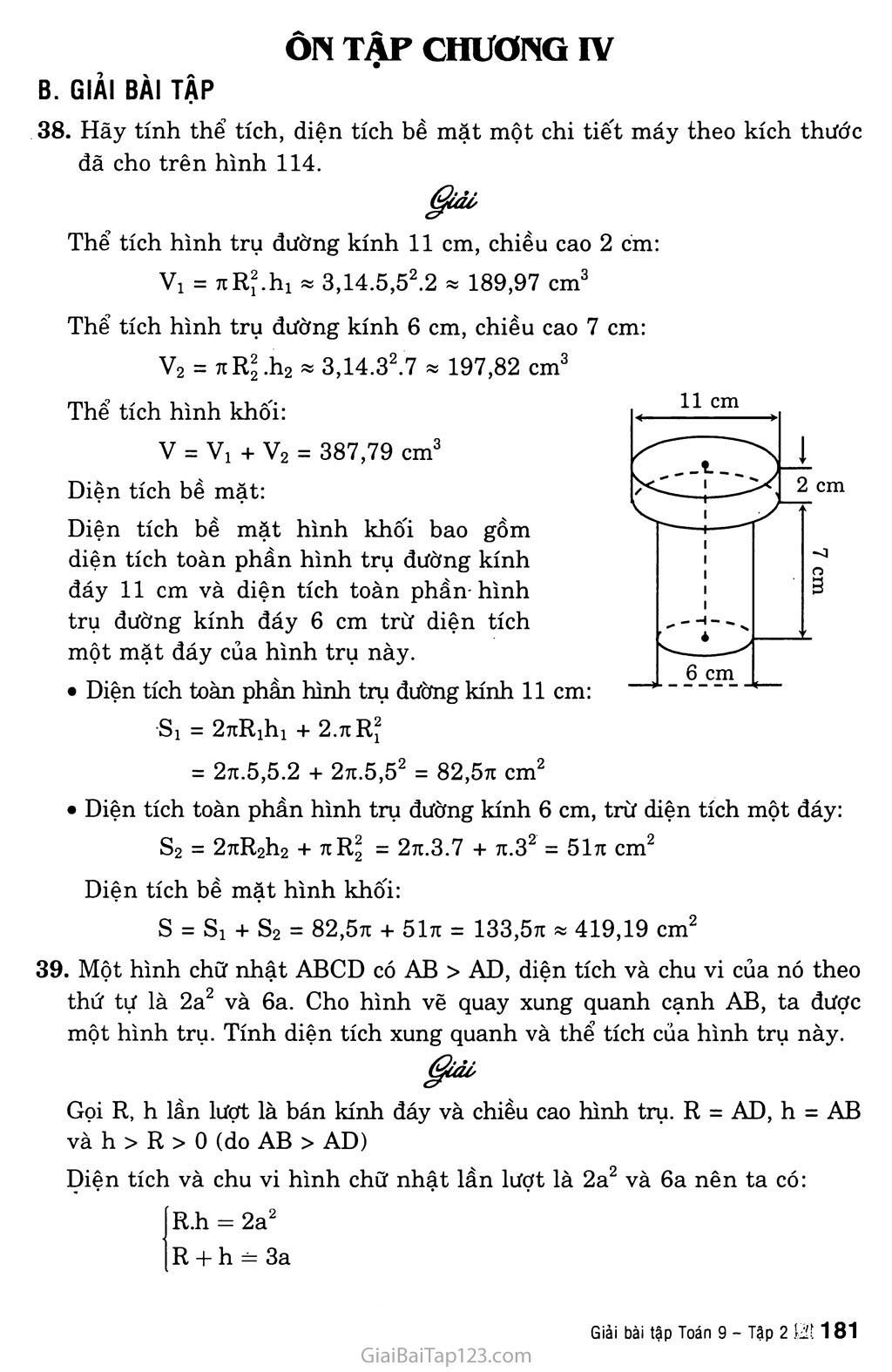 Ôn tâp chươmg IV trang 1