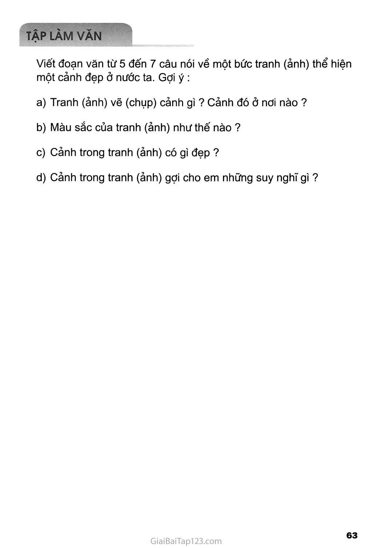 Tuần 12 - Chủ điểm: Bắc - Trung - Nam trang 5