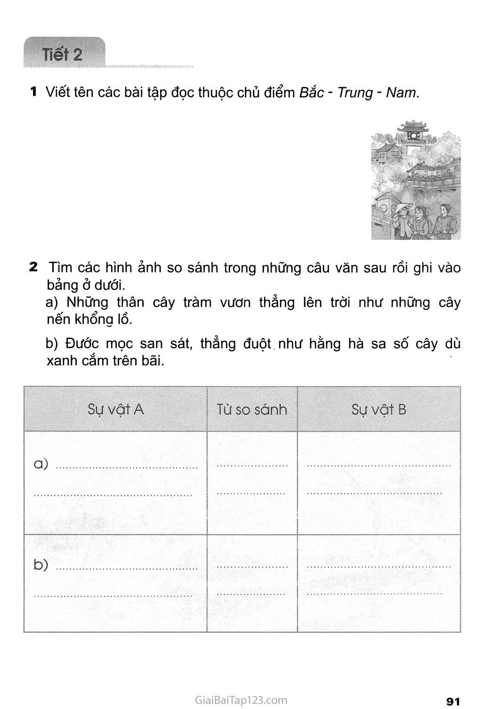 Tuần 18 - Ôn tập cuối học kì I trang 2