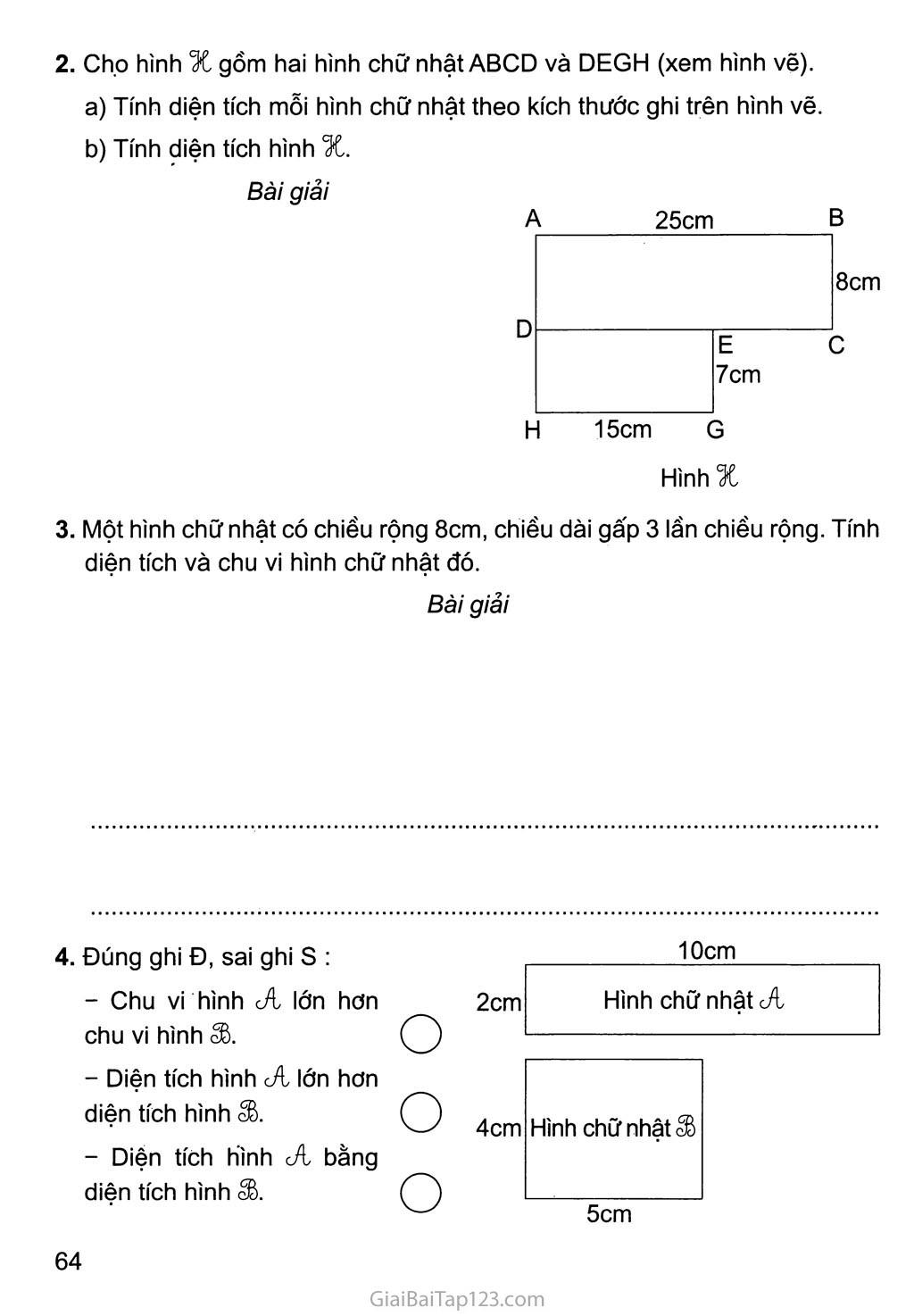 Bài 138: Luyện tập trang 2