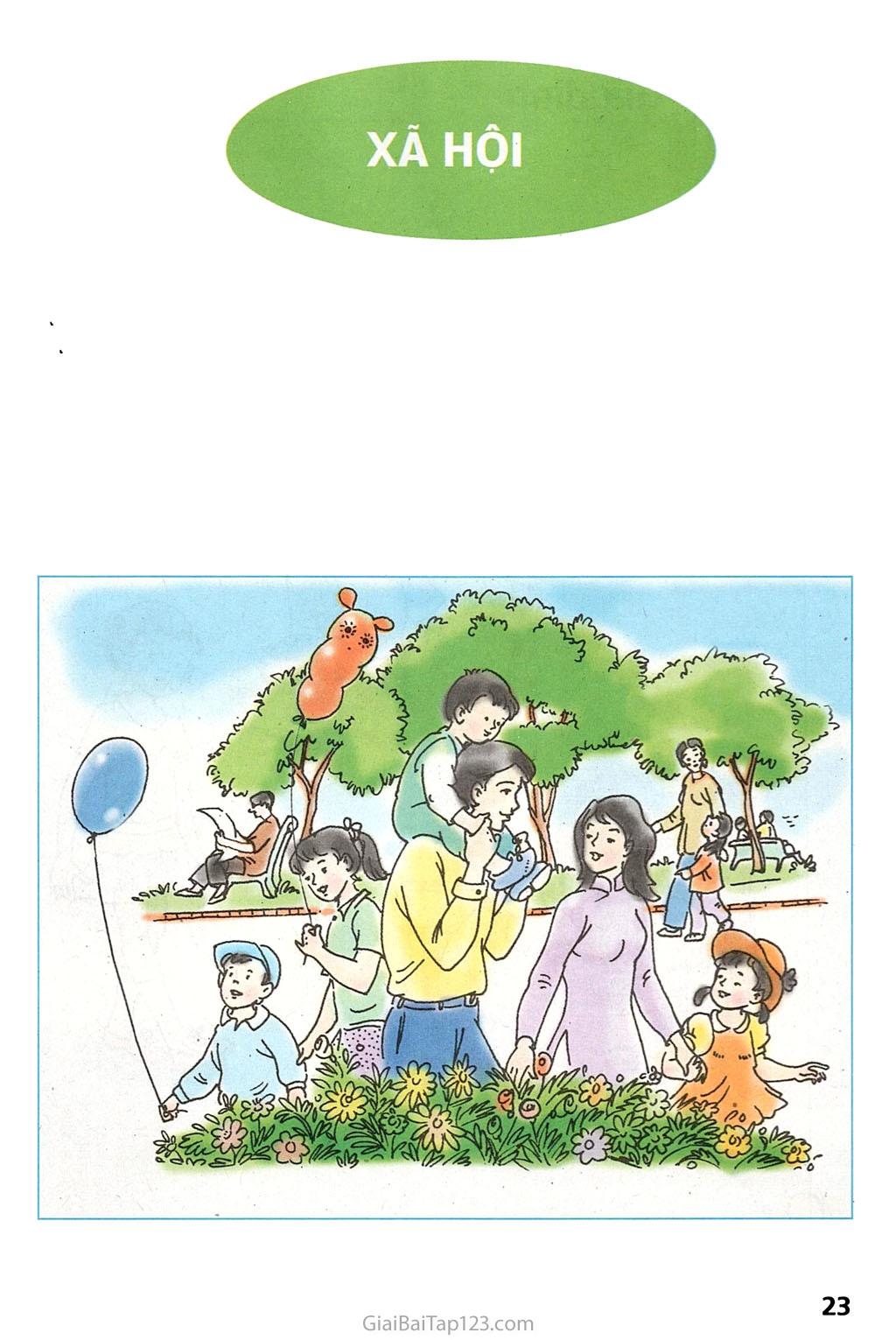 Bài 11. Gia đình trang 1
