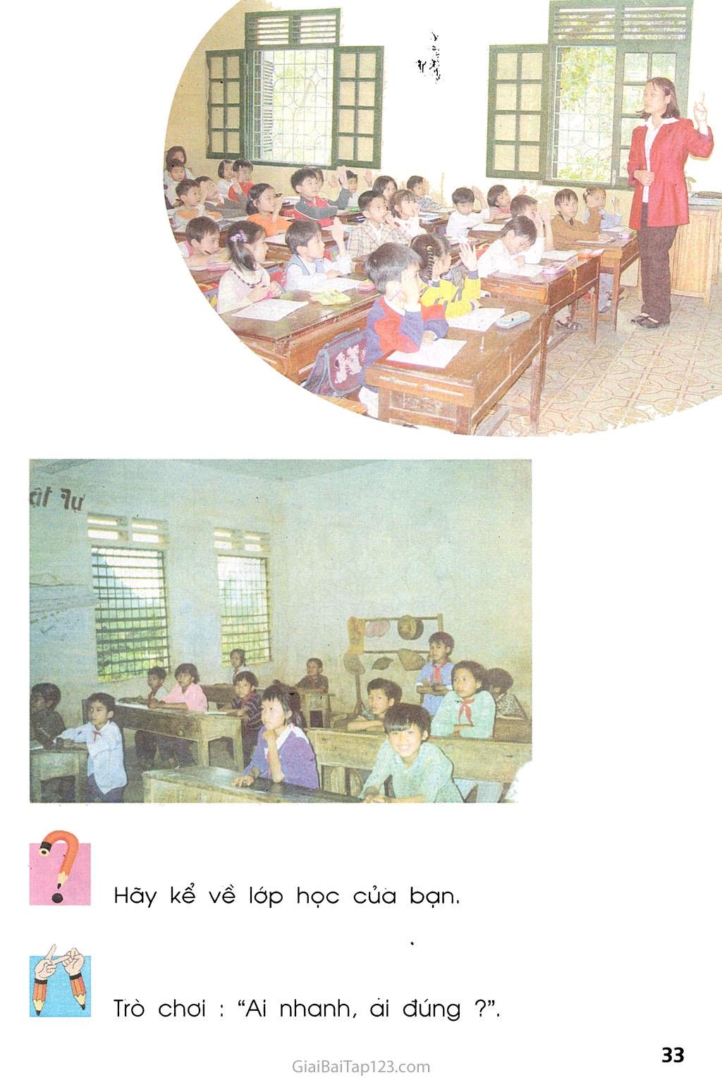 Bài 15. Lớp học trang 2