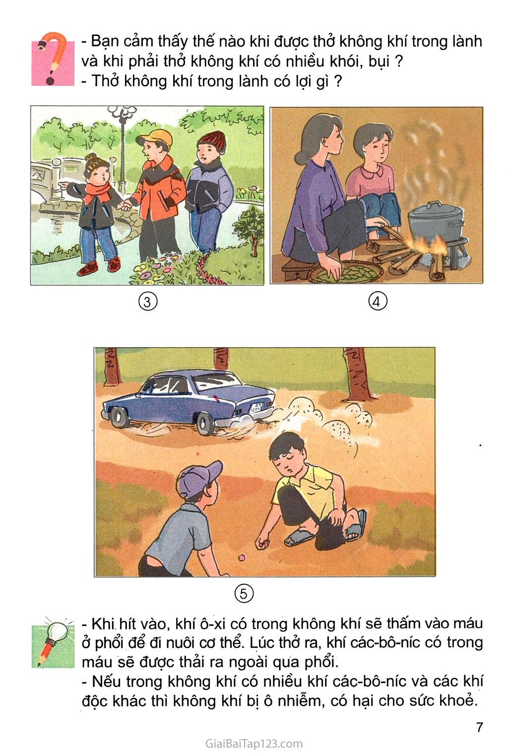 Bài 2. Nên thở như thế nào trang 2