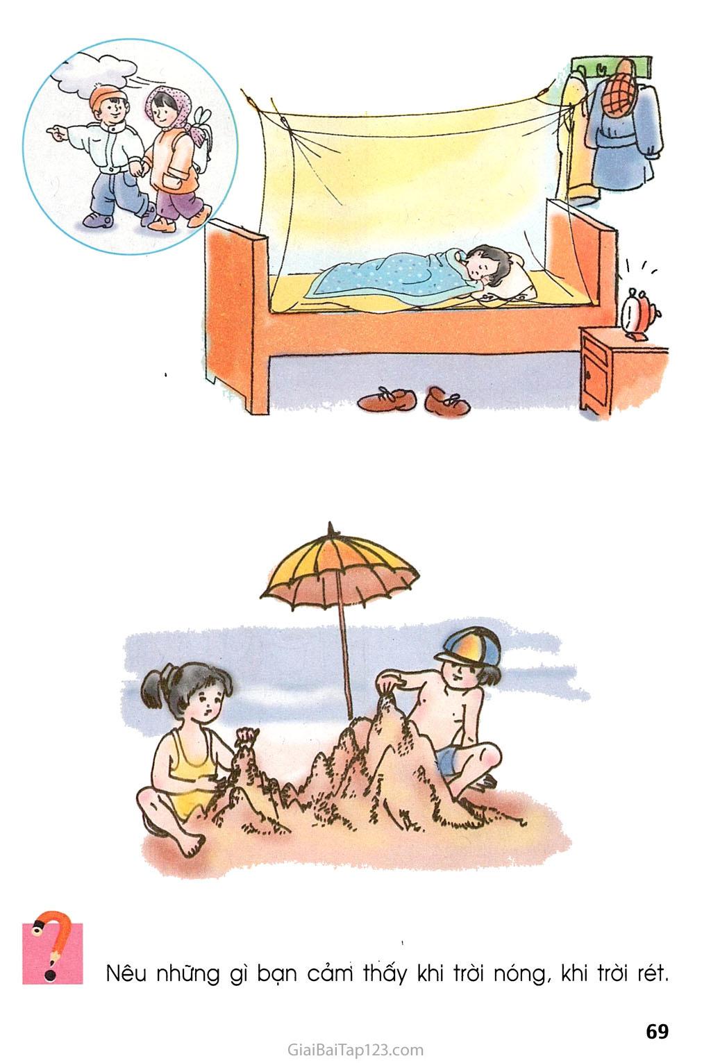 Bài 33. Trời nóng, trời rét trang 2
