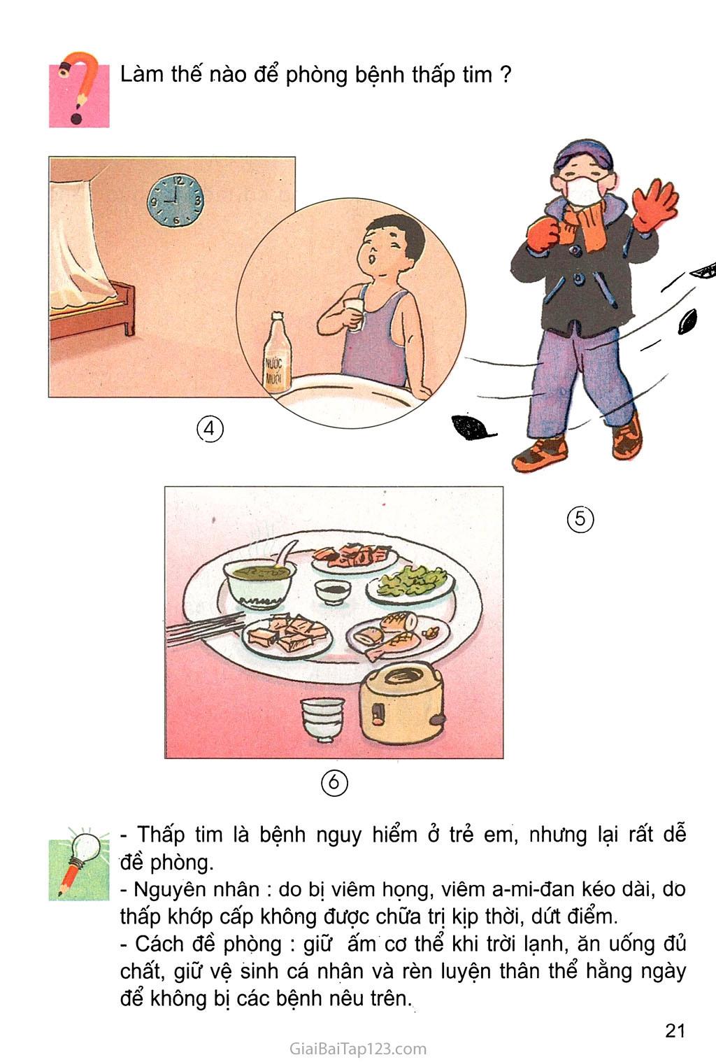 Bài 9. Phòng bệnh tim mạch trang 2